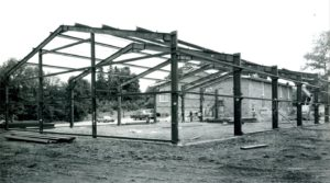 Construction of the Gym
